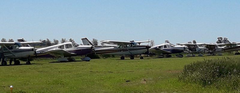 En el Aeroclub Gálvez (SF), finalizó la Región Litoral de los ADP/2017.