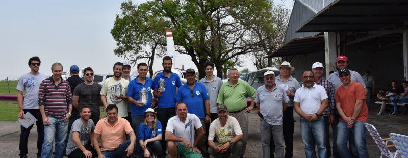 Resultados del Regional LITORAL, Sede Aeroclub Ciudad de Paraná, rumbo al Nacional  ADP/2017