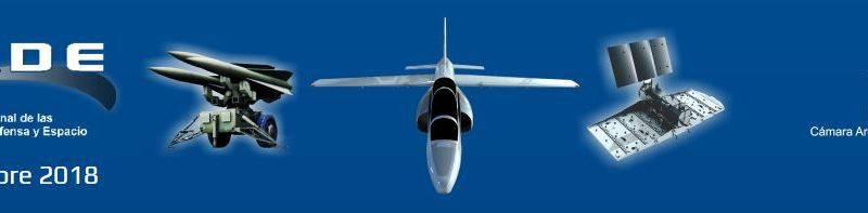 Congreso Internacional de las Industrias Aeronáutica, Defensa y del Espacio (CIIADE) organizado por la Cámara Argentina Aeronáutica y Espacial (CARAE)