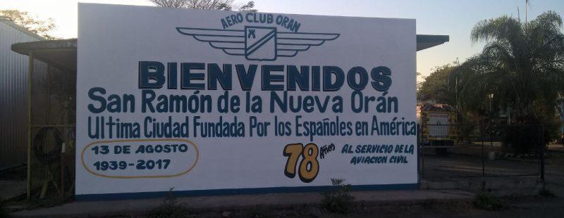Resultados del Regional NOA, Sede Aeroclub Orán, Salta, rumbo al Nacional  ADP/2017